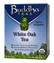 Buddha Teas Organic Teas